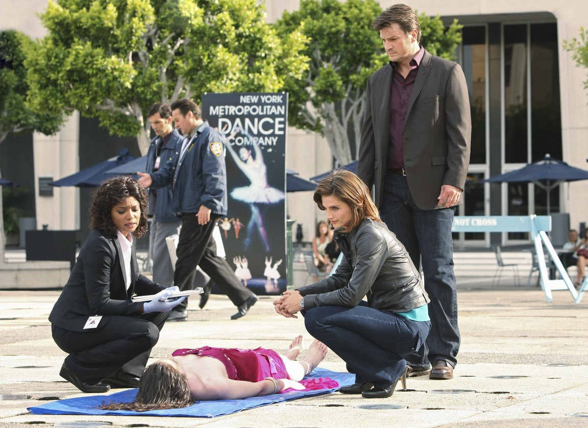 Castle - Season 2 Episode 03: Inventing the Girl