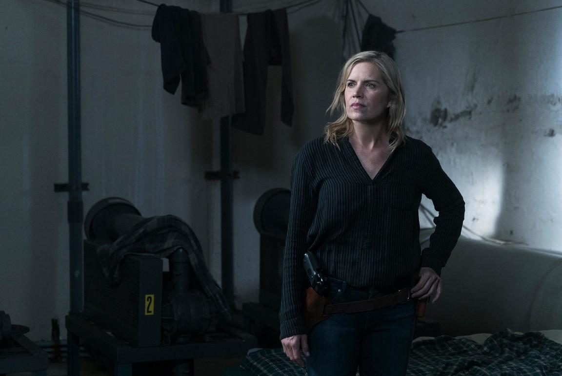 Fear the Walking Dead- Season 3 Episode 11: La Serpiente