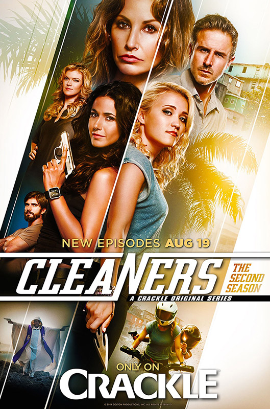 Cleaners - Season 2 Episode 4 Watch in HD - Fusion Movies!