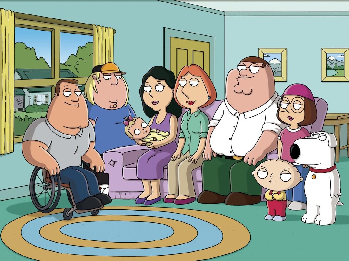 Family Guy - Season 7 Episode 7: Ocean's Three and a Half