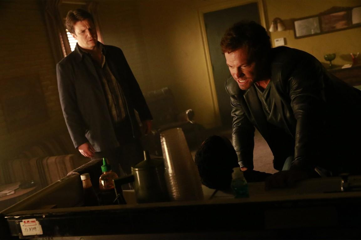 Castle - Season 8 Episode 06: Cool Boys