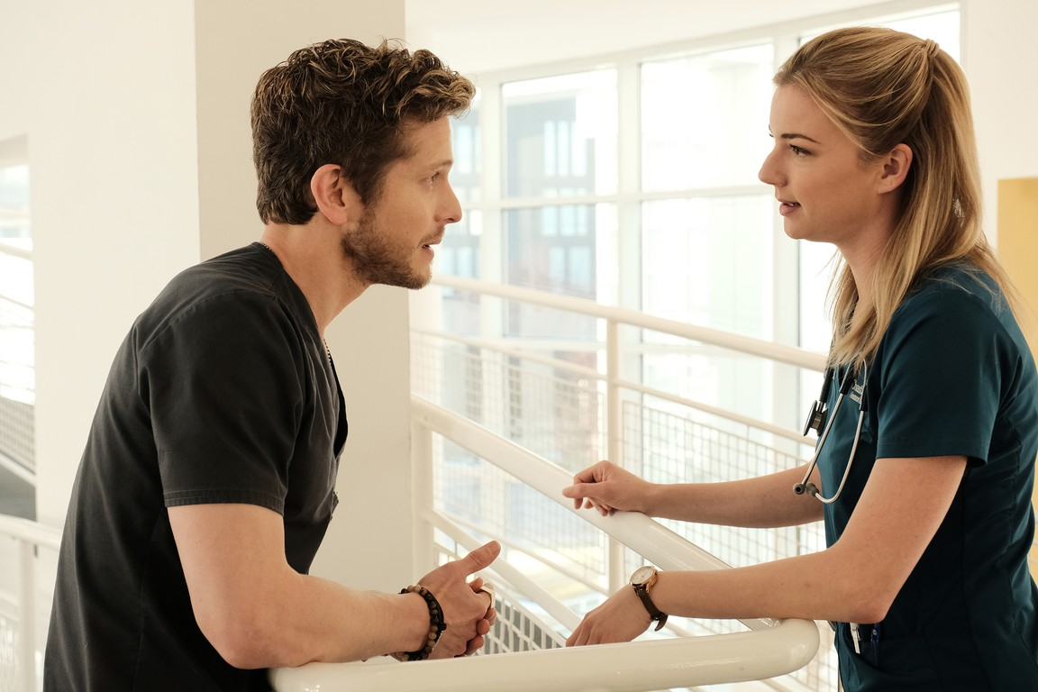The Resident - Season 1 Episode 09: Lost Love
