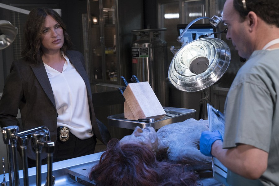 Law & Order: Special Victims Unit - Season 17 Episode 01& 02: Devil's Dissections & Criminal Pathology