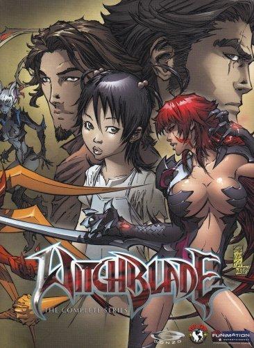 Witchblade (Anime) - Season 1