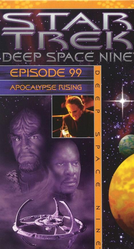 Star Trek: Deep Space Nine - Season 5 Episode 1: Apocalypse Rising