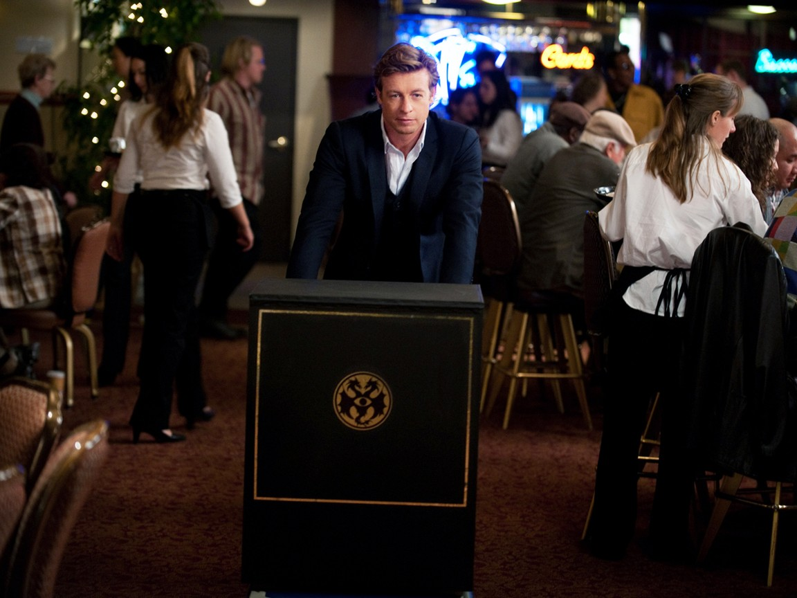 The Mentalist - Season 4 Episode 19 : Pink Champagne on Ice