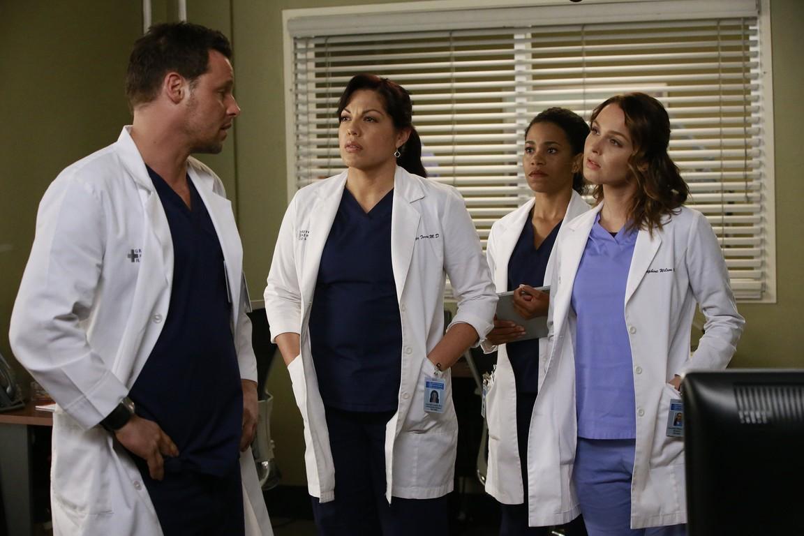 Greys Anatomy - Season 12 Episode 10: All I Want is You