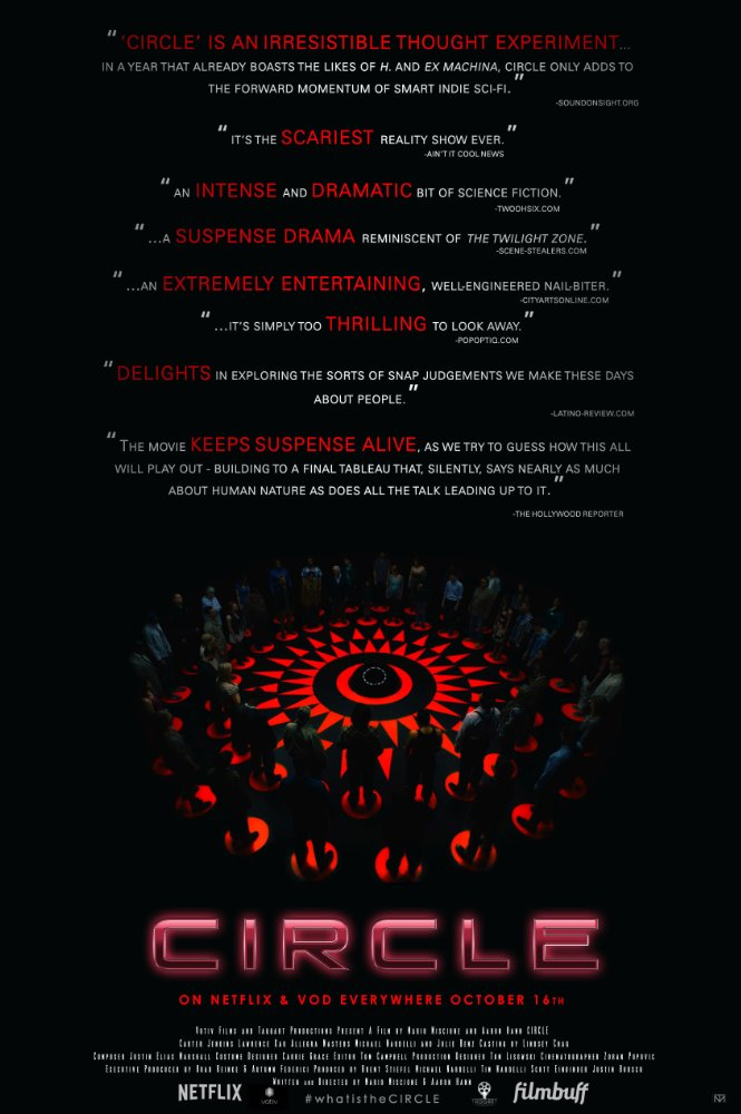 Circle 2015 Watch in HD for Free - Fusion Movies
