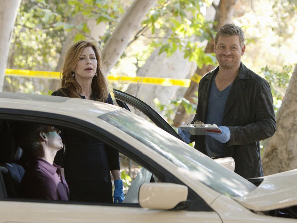 Body of Proof - Season 2 Episode 01: Love Thy Neighbor