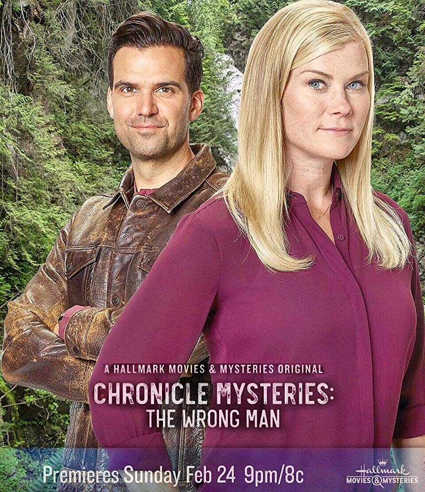 Alison Sweeney Oops the chronicle mysteries: the wrong man 2019 watch in hd for