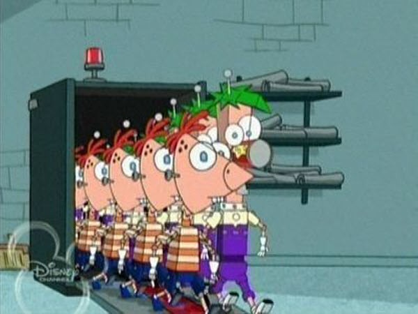 Phineas and Ferb - Season 1