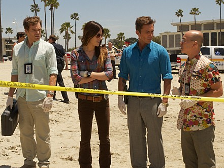 Dexter - Season 6 Episode 01: Those Kinds of Things
