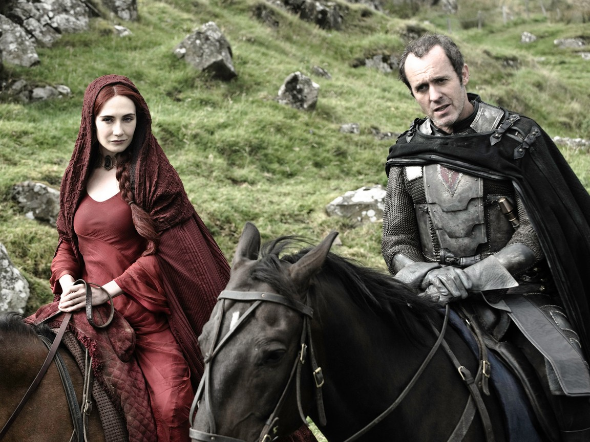 Game Of Thrones - Season 2 Episode 04: Garden of Bones