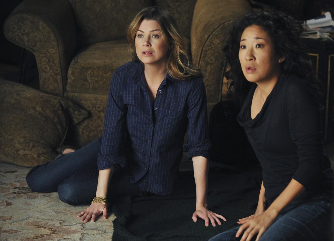 Greys Anatomy - Season 7 Episode 02: Shock to the System
