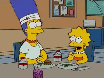 The Simpsons - Season 17 Episode 20: Regarding Margie