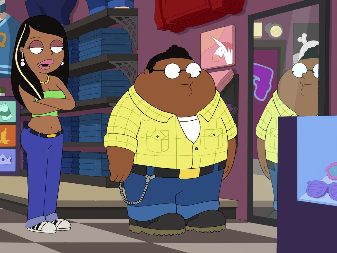 The Cleveland Show Season 3 Episode 22: All You Can Eat