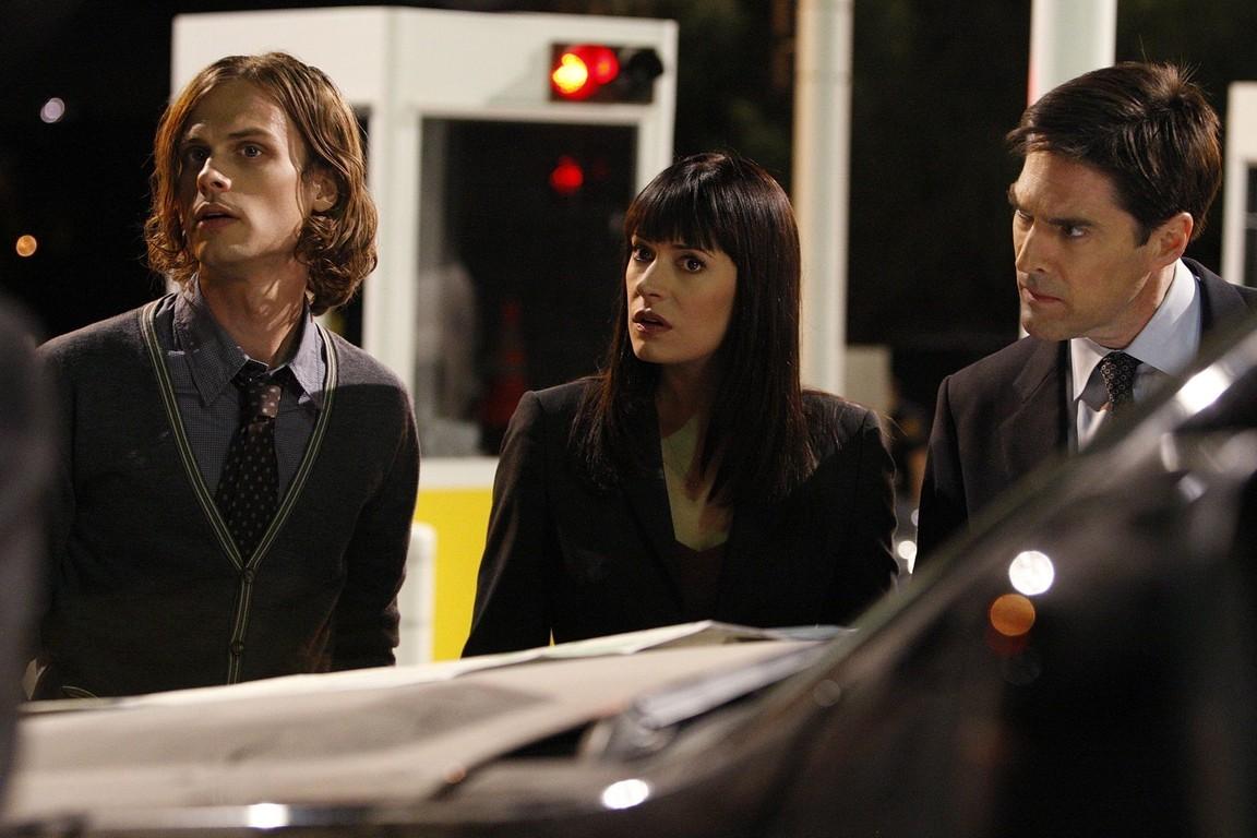 Criminal Minds - Season 4