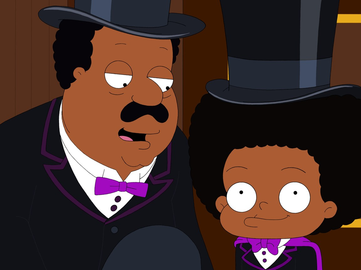 The Cleveland Show Season 3 Episode 11: Brown Magic