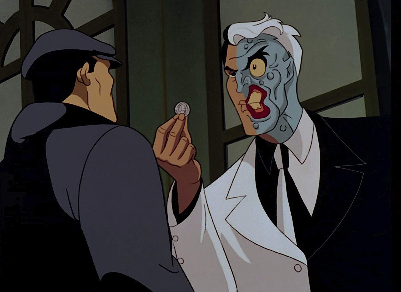 Batman: The Animated Series - Season 4