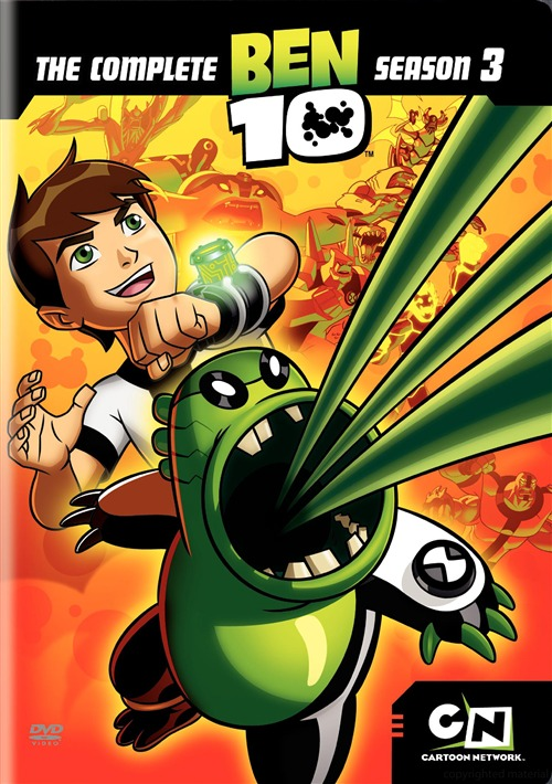 Ben 10 - Season 3 Episode 6 Watch in HD - Fusion Movies!