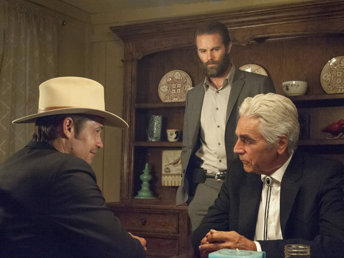 Justified - Season 6 Episode 04: The Trash And The Snake