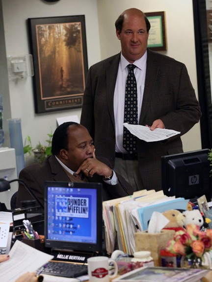 The Office - Season 9 Episode 08: The Target