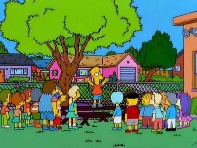 The Simpsons - Season 11 Episode 11: Faith Off