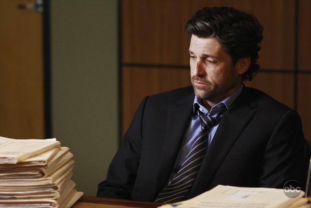 Grey's Anatomy - Season 5 Episode 17: I Will Follow You Into the Dark