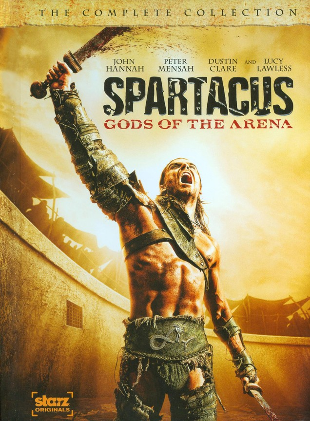 Spartacus: Gods of the Arena - Season 1