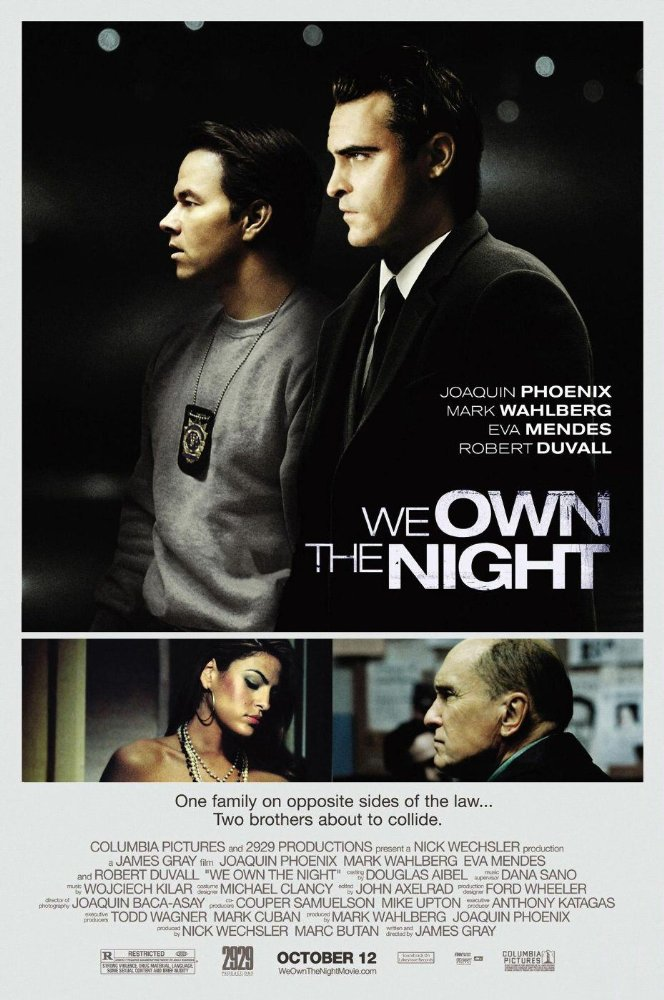 watch we own the night for free