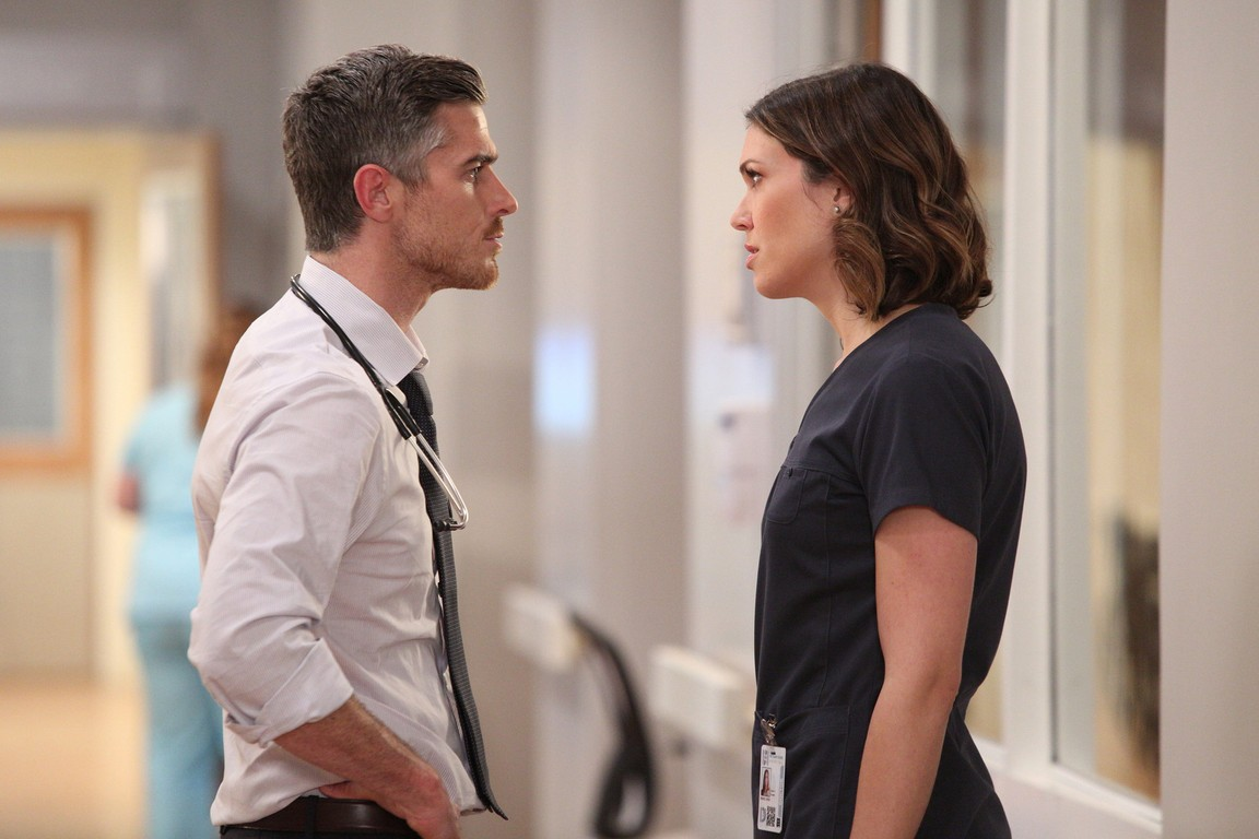 Red Band Society - Season 1 Episode 11: The Guilted Age
