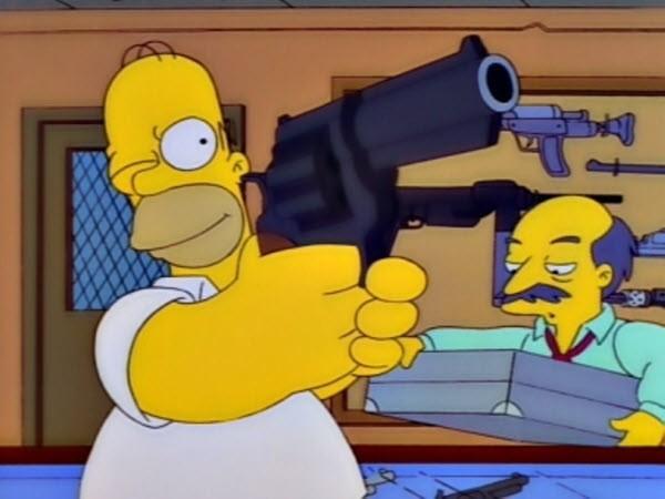 The Simpsons - Season 9 Episode 05: The Cartridge Family