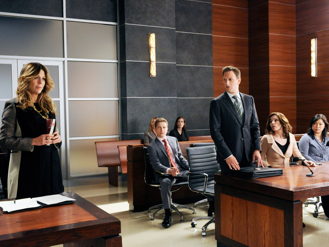 The Good Wife - Season 4 Episode 3 -  Two Girls, One Code
