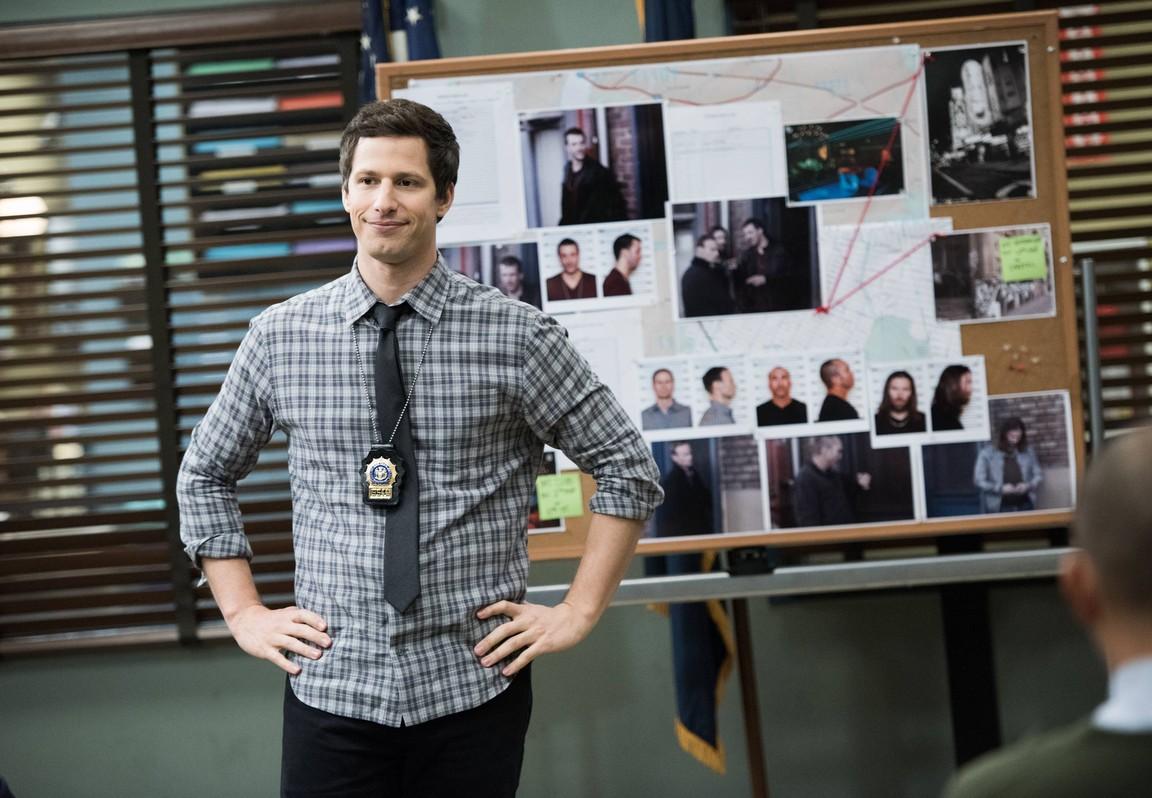 Brooklyn Nine-nine - Season 2 Episode 16: The Wednesday Incident