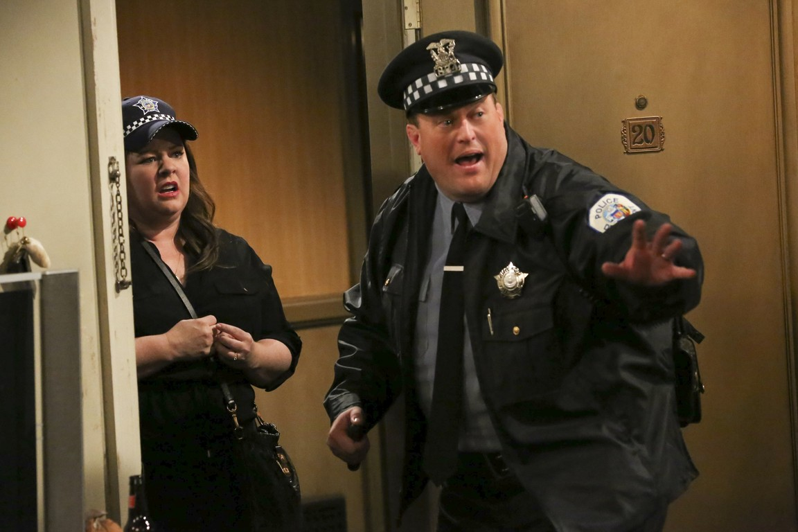 Mike & Molly - Season 4 Episode 2: The First and Last Ride-Along