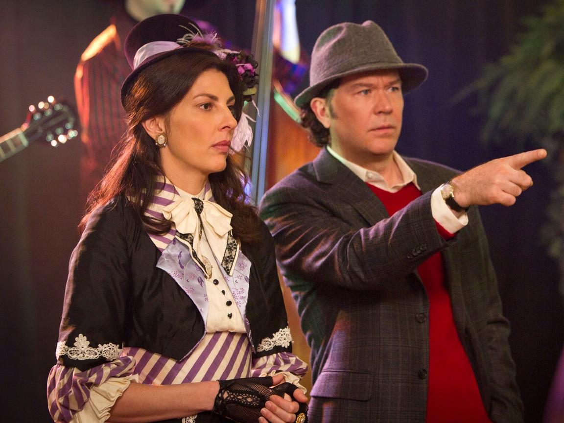 Leverage - Season 4 Episode 02: The 10 Li'l Grifters