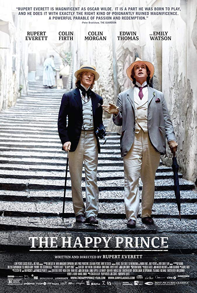 The Happy Prince [Sub: Eng] 2018 Watch in HD for Free - Fusion Movies