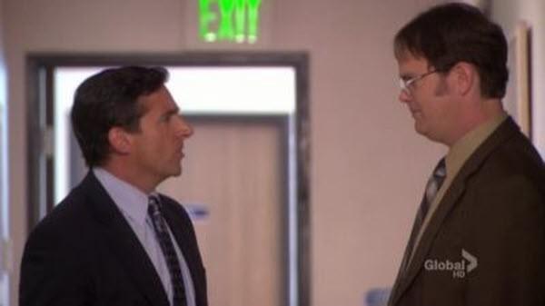 The Office - Season 5 Episode 23: Broke