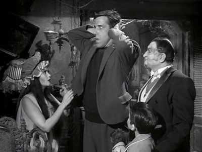 The Munsters - Season 2 Episode 17: Just Another Pretty Face