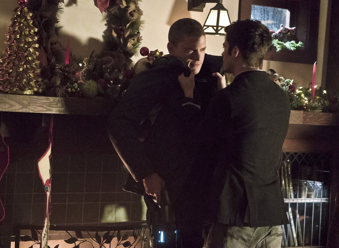 The Flash - Season 2 Episode 09: Running to Stand Still