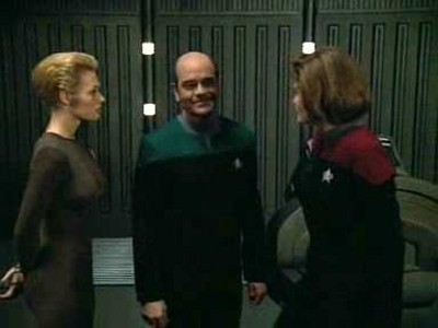 Star Trek: Voyager - Season 4