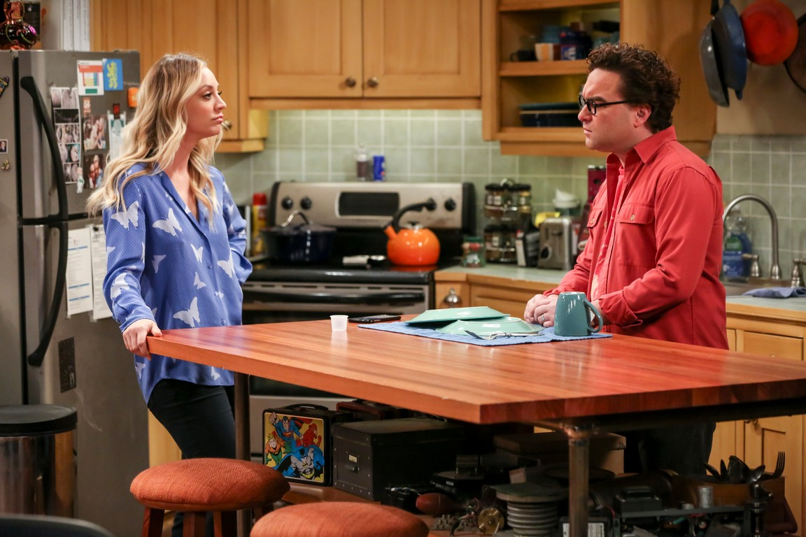 The Big Bang Theory - Season 12 Episode 12: The Propagation Proposition