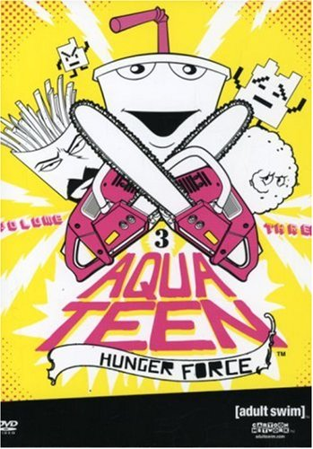 Cybernetic Ghost Of Christmas Past From The Future.Aqua Teen Hunger Force Season 1 Episode 18 Watch In Hd