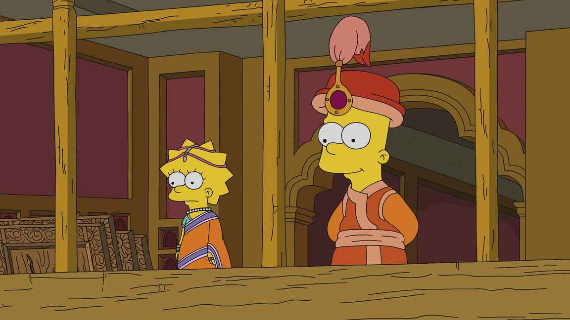 The Simpsons - Season 30 Episode 03: My Way or the Highway to Heaven