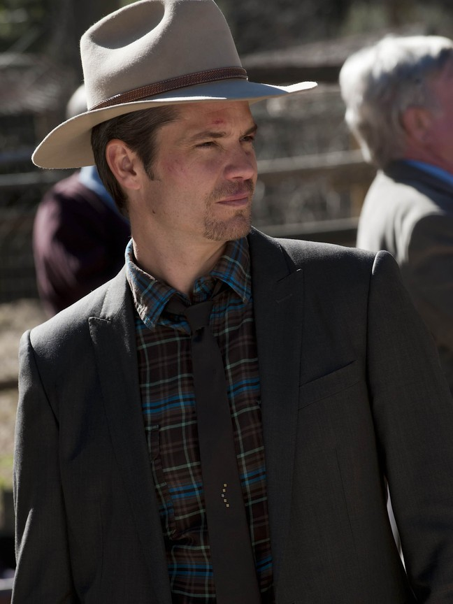 Justified - Season 2 Episode 9: Brother's Keeper