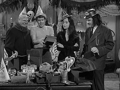 The Addams Family - Season 1 Episode 15: The Addams Family Meets a Beatnik