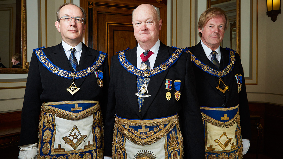 Inside the Freemasons - Season 1