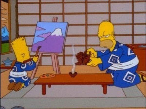 The Simpsons - Season 10