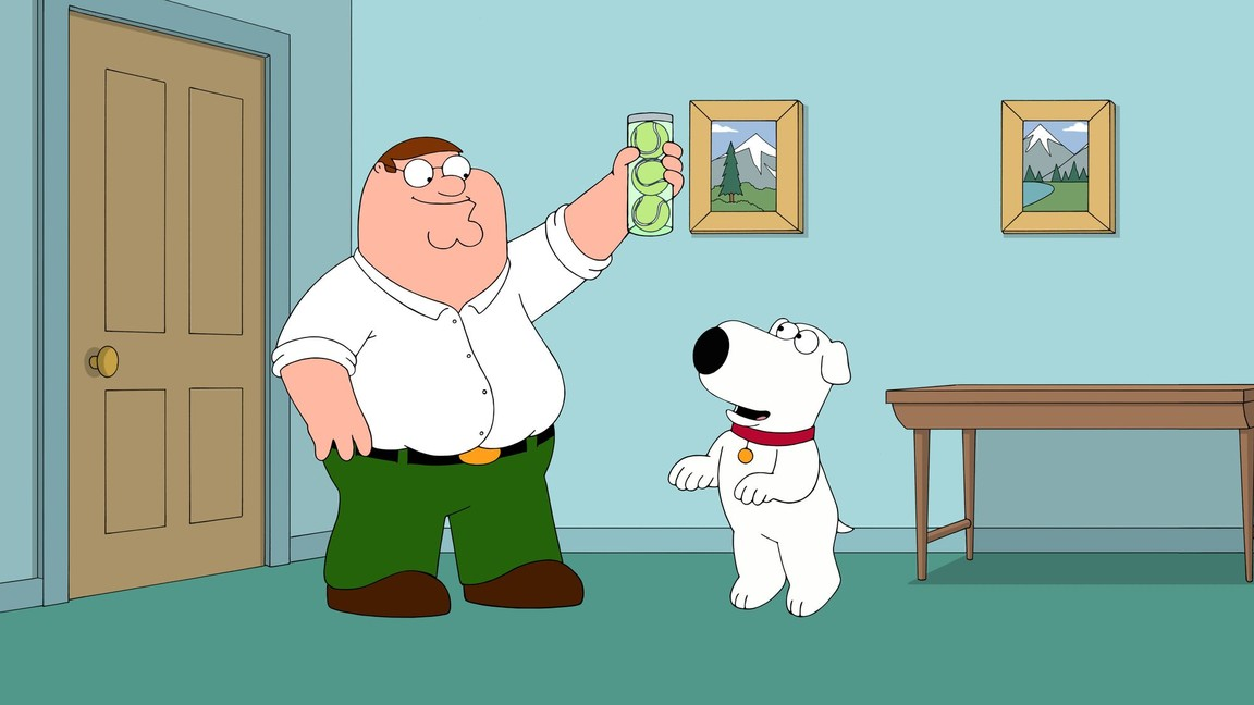 Family Guy - Season 15 Episode 17: Peter's Lost Youth
