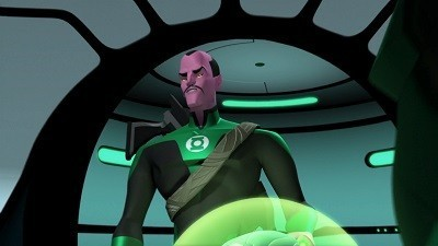 Green Lantern: The Animated Series - Season 1 Episode 19: Loss